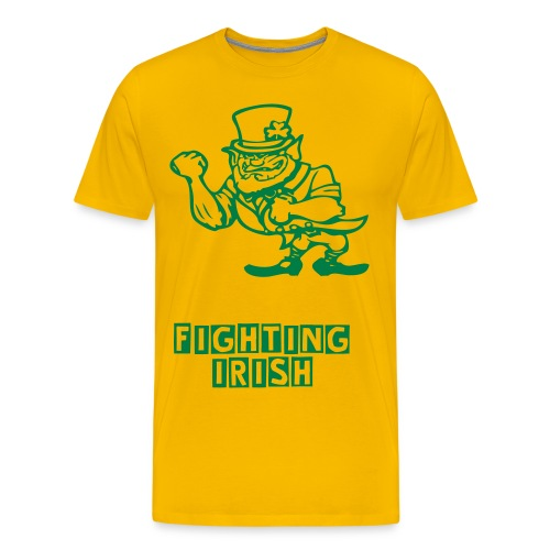fighting irish - Men's Premium T-Shirt