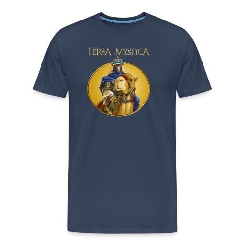 Shirt Nomaden [FEU-TER-NOM-001] - Männer Premium T-Shirt