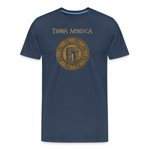 Shirt Erdkult [FEU-TER-ERD-001] - Männer Premium T-Shirt