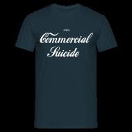 T-Shirts ~ Männer T-Shirt ~ Enjoy Shirt blau