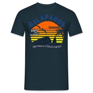 Galapagos Islands - Men's T-Shirt