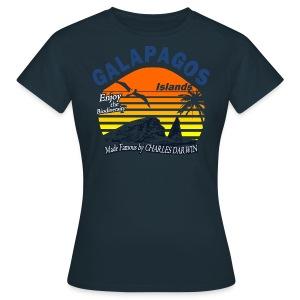 Galapagos Islands - Women's T-Shirt