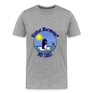 Waltux Le Pingouin  - T-shirt Premium Homme