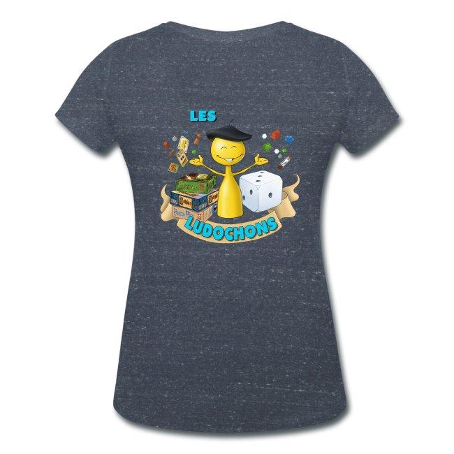 T-shirt simple femme
