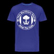 T-Shirts ~ Men's Premium T-Shirt ~ TNS Logo - White
