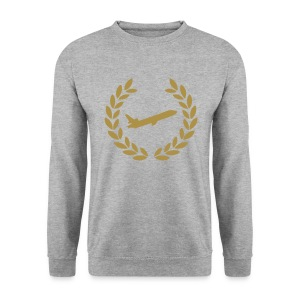 Jet Set Club Crewneck - Men's Sweatshirt