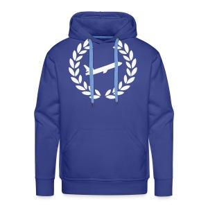Jet Set Club Logo Hoodie - Men's Premium Hoodie