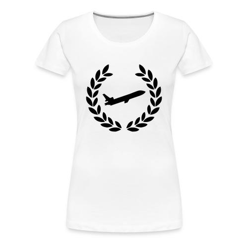 Jet Set Club T-Shirt - Women's Premium T-Shirt