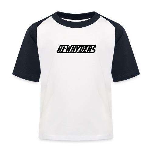 12 Lasten T Paita - Lasten pesäpallo  -t-paita