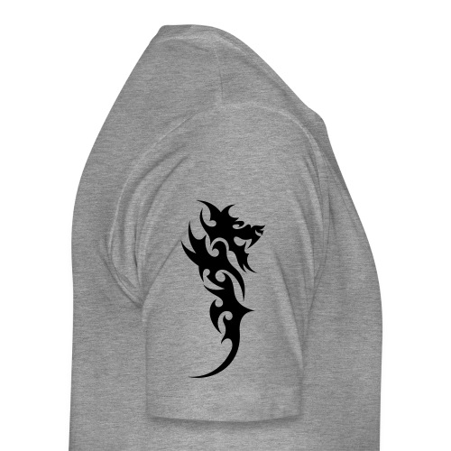 man's t-shirt tribal design - Men's Premium T-Shirt