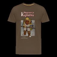 T-Shirts ~ Männer Premium T-Shirt ~ Artikelnummer 25697793