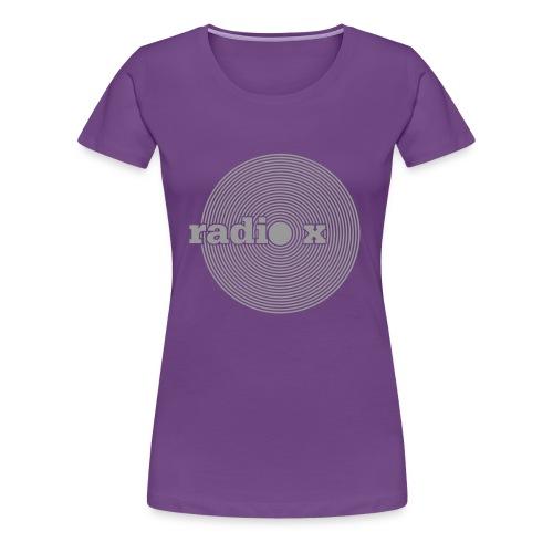 DISC Diskokugel - Frauen Premium T-Shirt