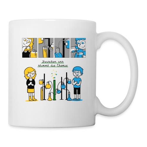 Wenn die Chemie stimmt - Tasse