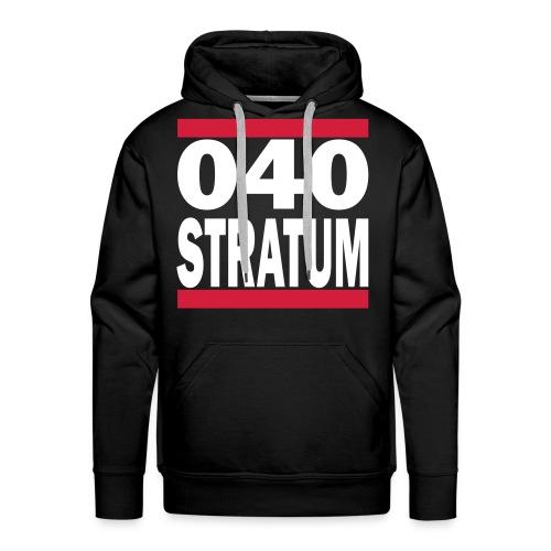 Stratum - 040 Hoodie - Mannen Premium hoodie