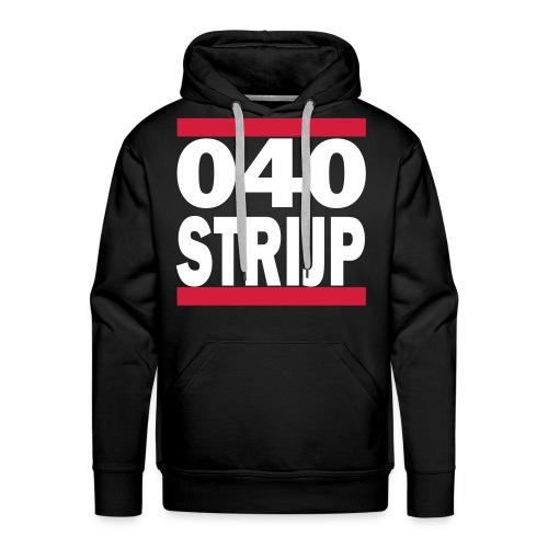 Strijp - 040 Hoodie - Mannen Premium hoodie