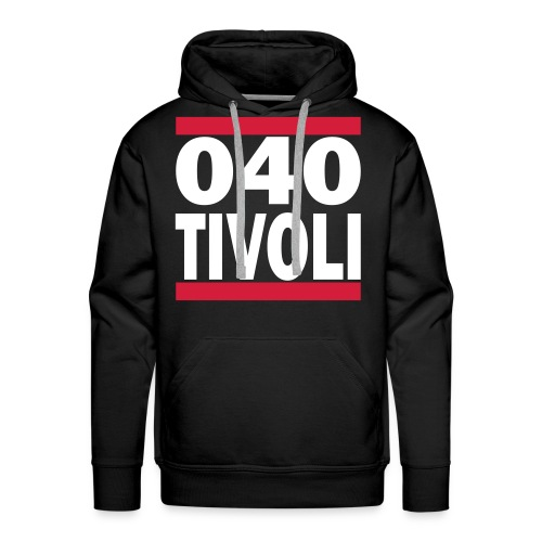 Tivoli - 040 Hoodie - Mannen Premium hoodie