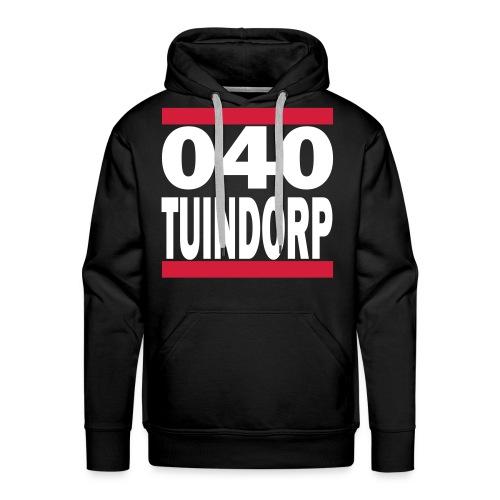 Tuindorp - 040 Hoodie - Mannen Premium hoodie