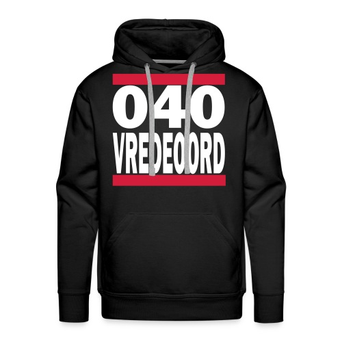 Vredeoord - 040 Hoodie - Mannen Premium hoodie