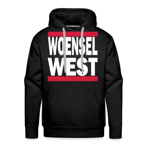 Woensel West - 040 Hoodie - Mannen Premium hoodie