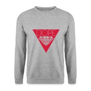 Dope Diamond Sweatshirt - Men's Sweatshirt