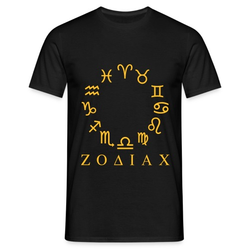 Zodiac Men Shirt - Men's T-Shirt