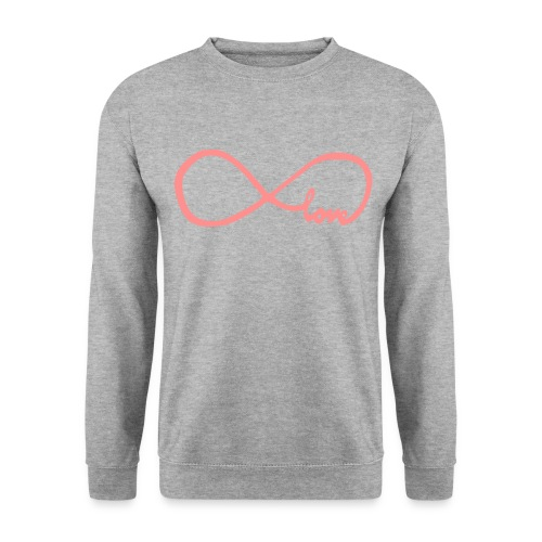 GIRLS HOODIE - INFINITY LOVE - Mannen sweater