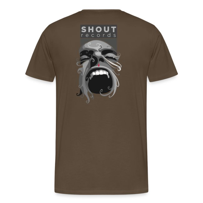 Shout Records Men's Classic T-Shirt