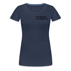 Shout Records Women's Classic T-Shirt - Women's Premium T-Shirt