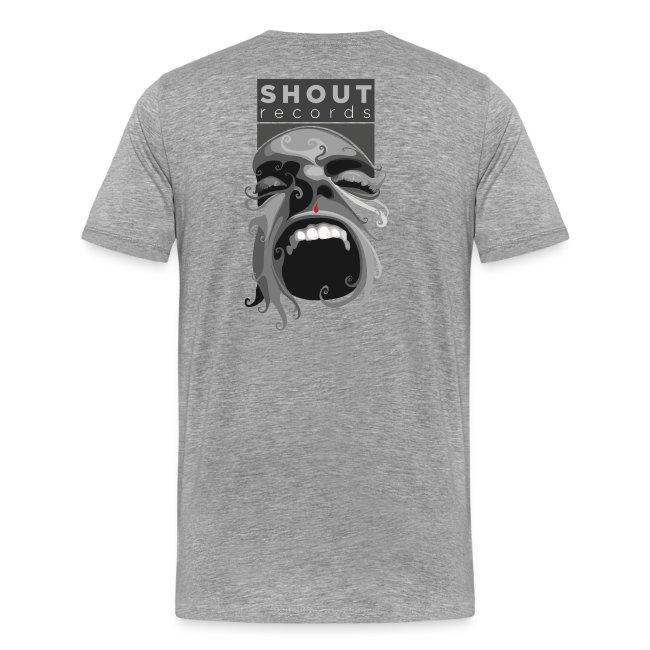 Shout Records Men's Classic T-Shirt