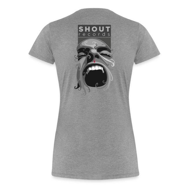 Shout Records Women's Classic T-Shirt