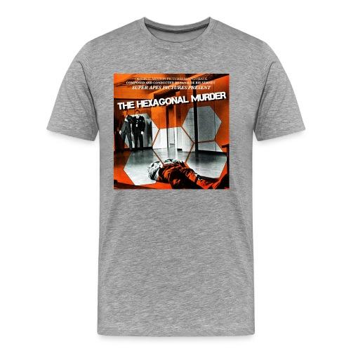 The Hexagonal Murder Homme - T-shirt Premium Homme