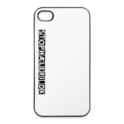 Stophæleri: Iphone 4/4s cover - iPhone 4/4s Hard Case
