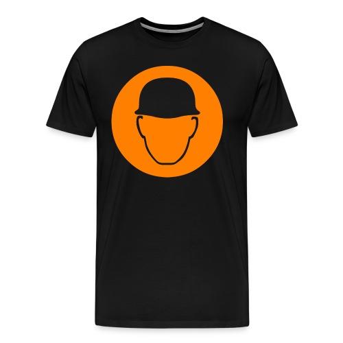 Helmpflicht - Männer Premium T-Shirt