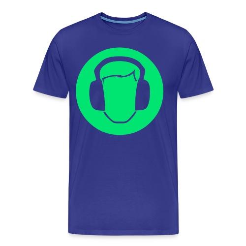 Musikliebhaber - Männer Premium T-Shirt