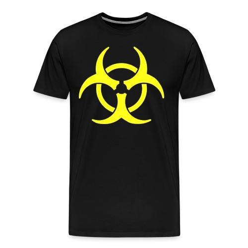 Vorsicht - Männer Premium T-Shirt