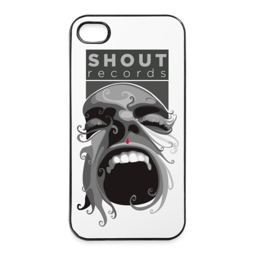 Shout Records iPhone 4/4S Hard Case - iPhone 4/4s Hard Case