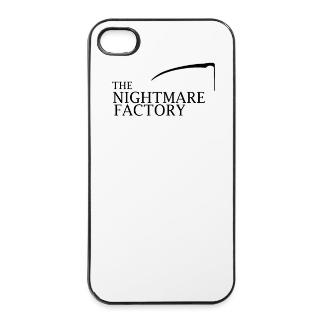 Nightmare Factory Records iPhone 4/4S Hard Case