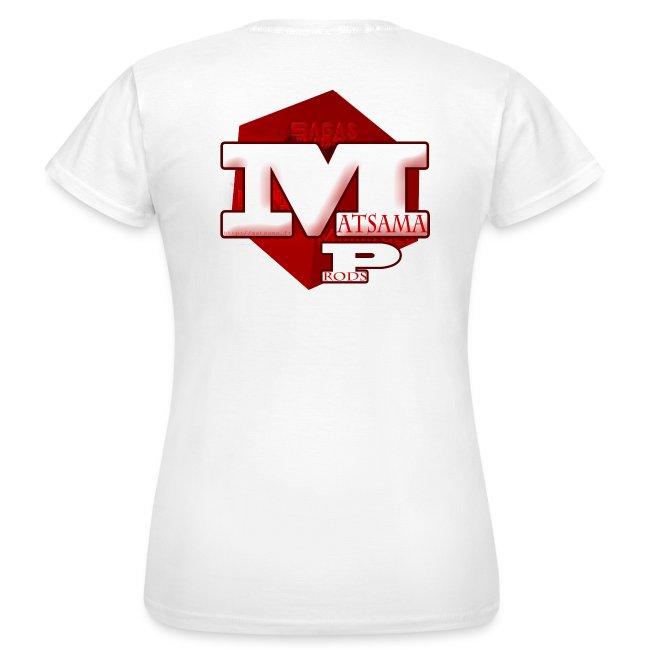 T shirt femme Matsama Prods