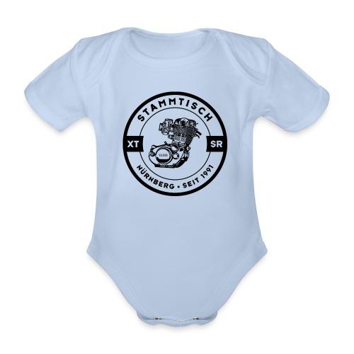 Babystrampler - Baby Bio-Kurzarm-Body