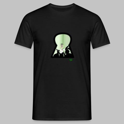 T-shirt homme (man) Your turn! - Men's T-Shirt