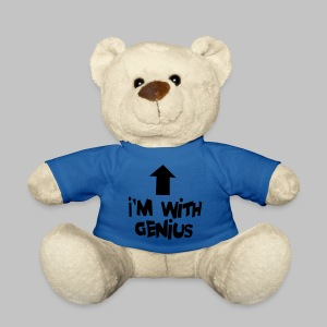 Teddy Bear I'm with genius (SGA) - Teddy Bear
