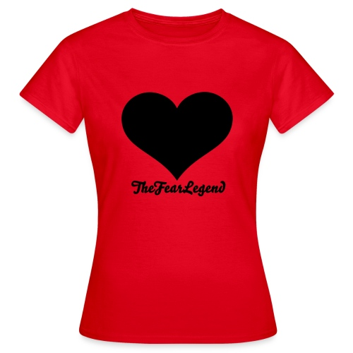 TFL Love Shirt - Women's T-Shirt
