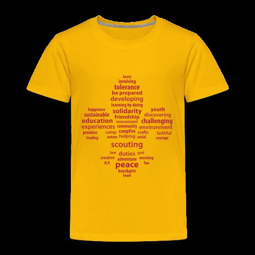 Scouting is... - Kids' Premium T-Shirt