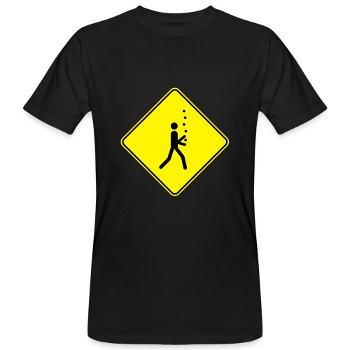Juggler Crossing - Männer Bio-T-Shirt