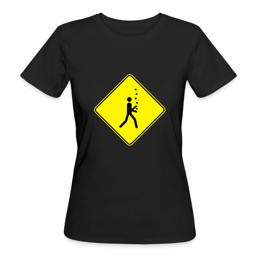 Juggler Crossing - Frauen Bio-T-Shirt