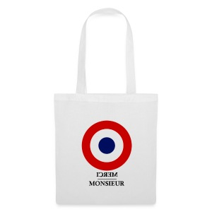 Monsieur au Marché #frenchy - Tote Bag