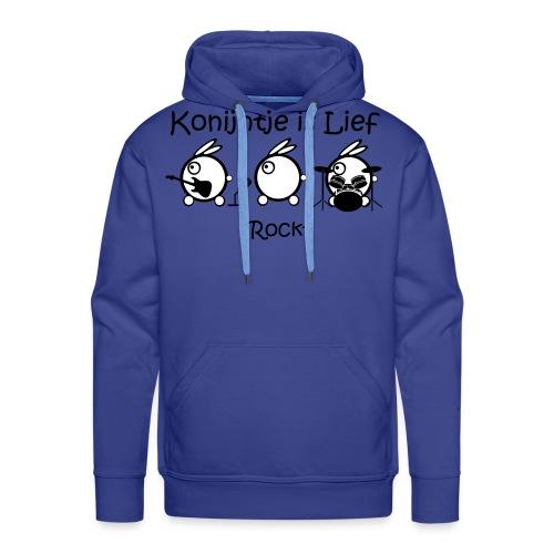 Rockt - Mannen Premium hoodie
