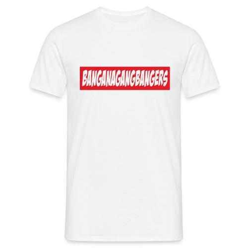 BANGANA MEN'S TEE - Mannen T-shirt
