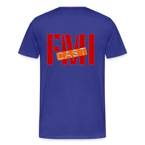 Logo Saison 2 Dos - T-shirt Premium Homme