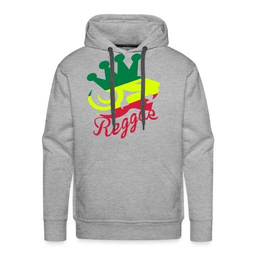 Lions King Reggae - Sweat-shirt à capuche Premium pour hommes